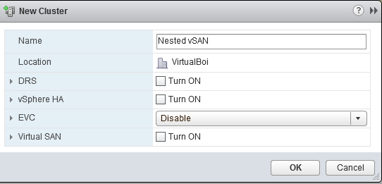 How to: Enabling vSAN