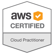 New Certification: AWS CloudPractitioner