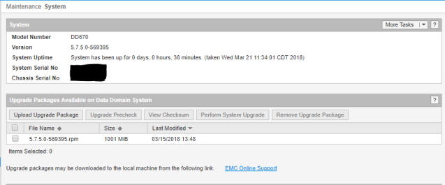 DDOS Upgrade 9