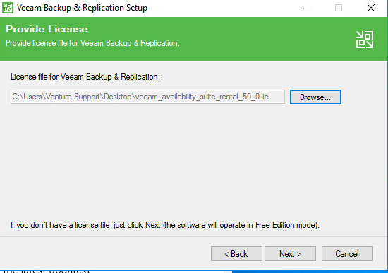 How to: Installing Veeam Backup and Replication 9 5