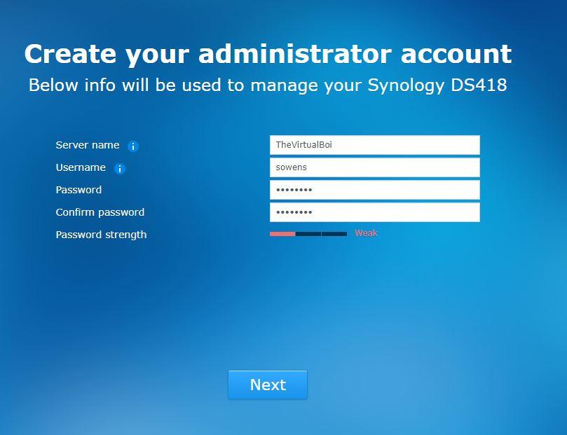 DiskStation8